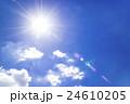 青空 空 雲の写真 24610205
