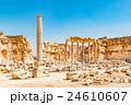 世界遺産バールベック(レバノン、ベカー高原) 24610607