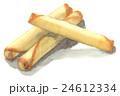 シガレットクッキー 24612334
