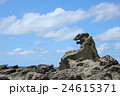男鹿半島のゴジラ岩 24615371