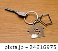 家型のキーホルダー 24616975