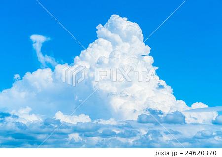 夏の入道雲 24620370