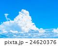 夏の入道雲 24620376