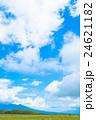 【長野県】山の自然風景【夏】 24621182