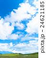 【長野県】山の自然風景【夏】 24621185