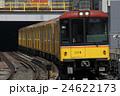 地下鉄 銀座線 電車の写真 24622173