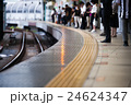 駅 ホーム 24624347
