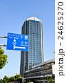 高層ビル 神戸市役所庁舎 ビルの写真 24625270