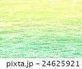 小花と波の模様 グラデ2 24625921