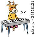 森の音楽家 しか 24628121