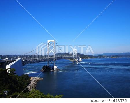 鳴門海峡 大鳴門橋 24648576