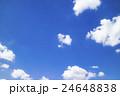 青空 空 雲の写真 24648838