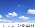 青空 空 雲の写真 24648844
