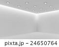 空間 部屋 ホワイトのイラスト 24650764