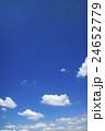 青空 空 雲の写真 24652779