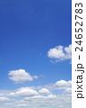 青空 空 雲の写真 24652783