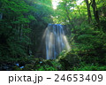 秋田県 亀田不動滝 24653409