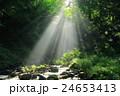 秋田県 亀田不動滝 24653413