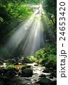 秋田県 亀田不動滝 24653420