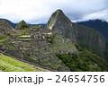 マチュピチュ ペルー マチュピチュ遺跡の写真 24654756