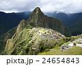 マチュピチュ マチュピチュ遺跡 ペルーの写真 24654843