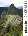 マチュピチュ マチュピチュ遺跡 ペルーの写真 24654844