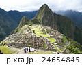 マチュピチュ マチュピチュ遺跡 ペルーの写真 24654845