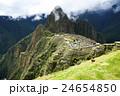 マチュピチュ マチュピチュ遺跡 ペルーの写真 24654850