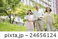 シニア夫婦 介護イメージ 24656124