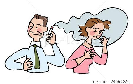 受動喫煙 24669020