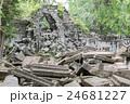 カンボジア古代遺跡 ベンメリア 24681227