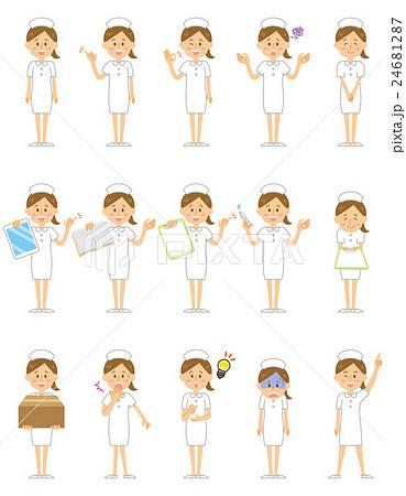 看護師_15シリーズ 24681287