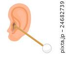 耳と耳かき 24682739