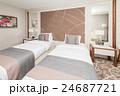 ベッドルーム 寝室 ホテルの写真 24687721