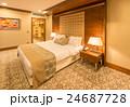 ベッドルーム 寝室 ホテルの写真 24687728