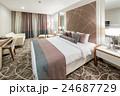 ベッドルーム 寝室 ホテルの写真 24687729