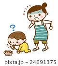 赤ちゃんの事故 タバコの飲み込み 24691375