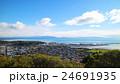 ニュージーランド ネルソンの町 24691935
