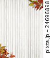 壁 紅葉 背景のイラスト 24696898