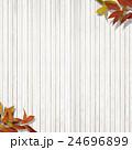 壁 紅葉 背景のイラスト 24696899