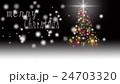 クリスマスカード 24703320