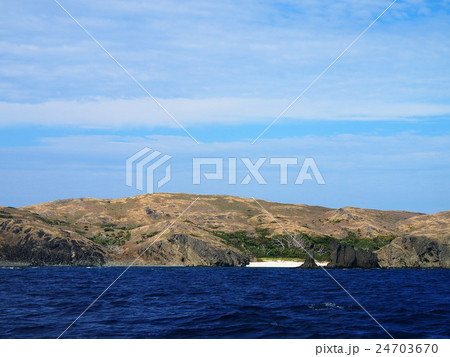 聟島(ケータ島) 海岸 24703670