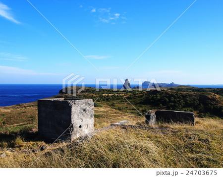 聟島(ケータ島) 戦争遺跡 24703675