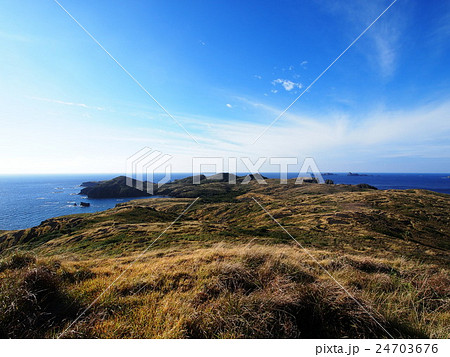 聟島(ケータ島) 大山からの眺め 24703676