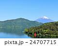 箱根からの富士山風景 24707715