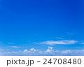 青空 空 晴れの写真 24708480