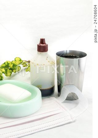 うがい 手洗い 予防の写真素材 [24708604] - PIXTA