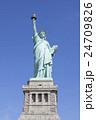 自由の女神 ニューヨーク 24709826
