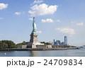 自由の女神 ニューヨーク 24709834