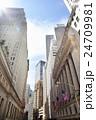 ウォール街 ニューヨーク 24709981